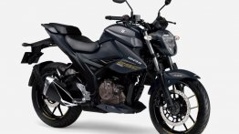 Made-in-India Suzuki Gixxer 250 Updated for MY2021 in Japan