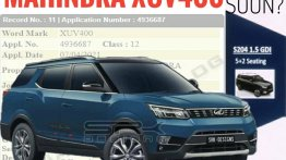 Mahindra XUV300 7-seater Coming Next Year As XUV400