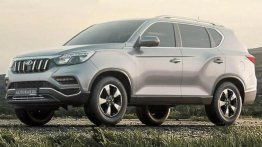 Next-Gen Mahindra Alturas G4 To Be Called XUV900?