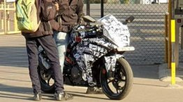 2021 KTM RC 390 Testing Continues, New Spy Shot Surfaces