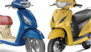 TVS Jupiter Grande vs Honda Activa 5G - Price, Features & Spec comparison