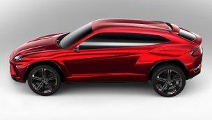 Lamborghini Urus will sport 4.0L twin-turbo V8 engine