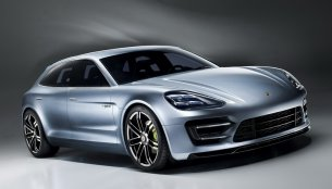 Porsche dismisses rumors of a Tesla Model S rival - Report