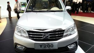 Premier Rio's relative Zotye T200 hits the Chinese market