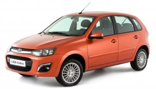 New Lada Kalina reaches dealerships in Russia, Deliveries commence this month
