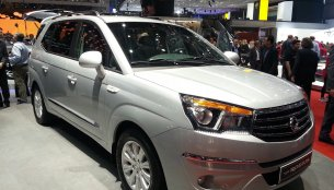 Ssangyong records highest monthly sales in the last seven years