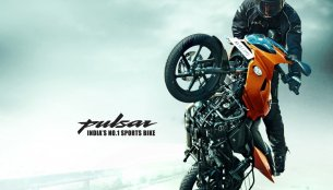 Report - Bajaj to unveil new Pulsars at Auto Expo, 200SS & 375 likely to attend