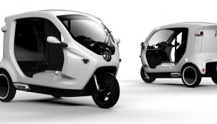 Indonesia - Locally made Clean Motion Zbee electric 3-wheeler eyes to replace Bajaj rickshaw