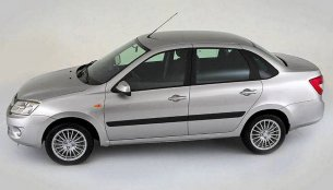 Lada Kalina and Granta recalled in Russia