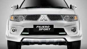 Mitsubishi Pajero Sport Limited edition launched in Indonesia