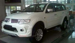 Mildly different Mitsubishi Pajero Sport to launch in Indonesia tomorrow