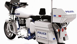 Mumbai Police to get tech laden patrolling motorcycles from Royal Enfield