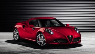 Alfa Romeo 4C started off with 1,000 bookings
