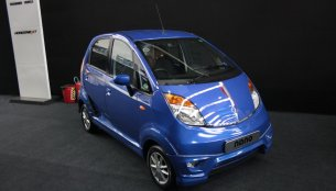 Report - Tata Nano AT could be launched next year in Indonesia