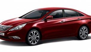 Hyundai Sonata gets another update to its looks, equipment in Korea