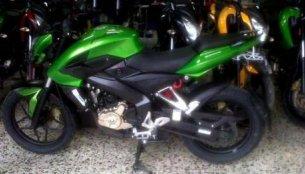Bajaj Pulsar 200 NS will also come in the 'Ninja Green' color in Indonesia