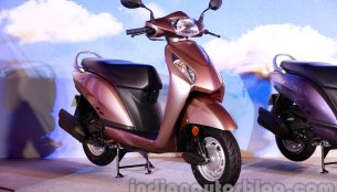 IAB Report - Honda Activa becomes India's best-selling two-wheeler in March 2014