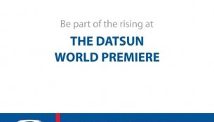 Official - Datsun to launch in India on July 15