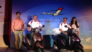 Honda Activa-I launches in India at Rs. 44,200 [Image Update]