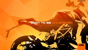 Official - KTM Duke 390 to be unleashed on June 25