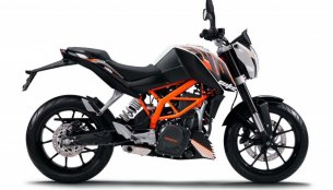KTM Duke 390 garners over 1,500 bookings in about two months