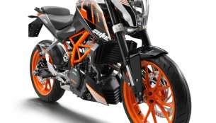 BSIII KTM Duke 390 being retailed at INR 1.60 lakhs - Report