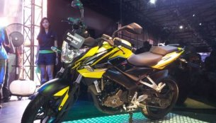 Kawasaki Bajaj Pulsar 200 NS launched in Indonesia