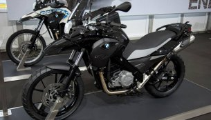 Second BMW-TVS product could be a twin-cylinder middle-weight tourer - IAB Report