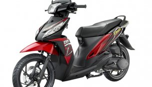 TVS to launch its first automatic step-through Dazz in Indonesia