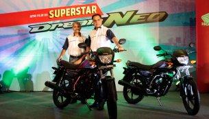 Honda Dream Neo launched in Mumbai at Rs. 46,140