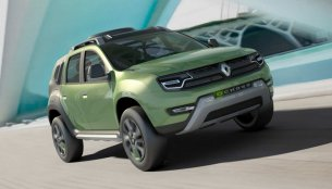 Official: Dacia (Renault) Duster facelift to be unveiled at the Frankfurt Motor Show