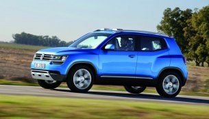 Report - VW Taigun mini SUV coming to Auto Expo next month