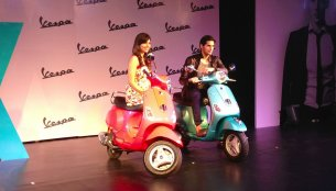 Vespa VX 125 launched at Rs. 71,380 [Image & Video Update]