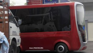 Malaysia - DreamEdge ZET is a homegrown electric mini bus