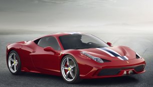 Ferrari 458 Speciale, the most aerodynamic Ferrari till date, to be in attendance in Frankfurt