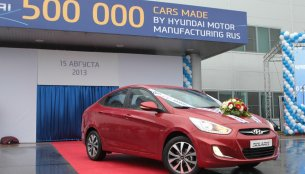 Russia - Analysts expect total car market to be down by 4-5 percent