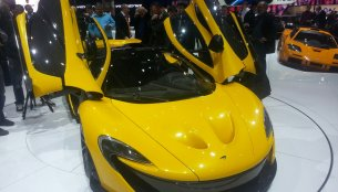 Report - Super exclusive McLaren P1 sold out, except in Europe