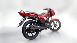 Nepal - TVS Phoenix launched at 1.69 lakh Nepalese rupees