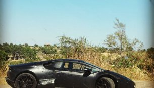 Spied - This is the Lamborghini Cabrera which will replace the Gallardo next year