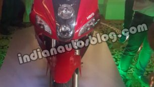 IAB Exclusive - Photographs of 2013 Karizma, Xtreme and Splendor HE Deluxe Eco available