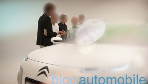 French automotive website teases Citroen with Cactus Concept images!