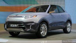 Daihatsu CUV Concept previews EcoSport rival from Daihatsu/Toyota