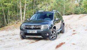 Dacia Duster facelift revealed ahead of its Frankfurt debut