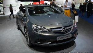 Frankfurt Live - Opel Cascada now generates 200HP