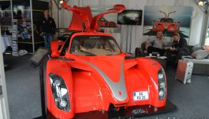 Frankfurt Live - Radical RXC Coupe makes its European debut