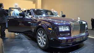 Report - Next-generation Rolls Royce Phantom arriving in 2017 will look 'less formal'