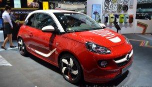Frankfurt Live - Opel Adam LPG has impressive emission levels
