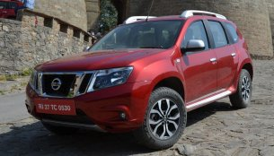 2017 Nissan Terrano (facelift) to launch this March - Report