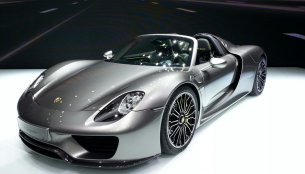 Report - Porsche 918 Spyder to be out of stock by December 2014