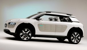Citroen Cactus Concept Trailer released, images and release updated [Video]